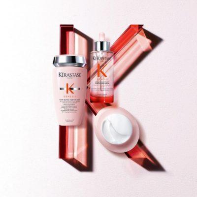 Kerastase Genesis — новая гамма для укрепления ослабленных и склонных к выпадению волос