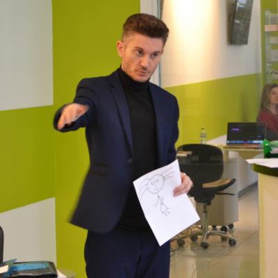 Обучение с экспертом по сервису Романом Тырсиным