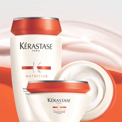 История гаммы Kérastase Nutritive