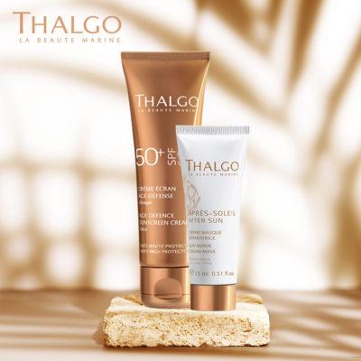Thalgo Sun Care — коллекция омолаживающих солнцезащитных средств