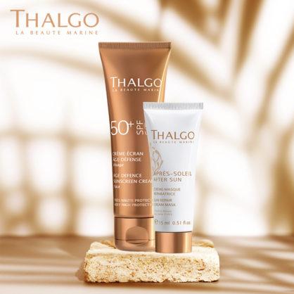Thalgo Sun Care - коллекция омолаживающих солнцезащитных средств