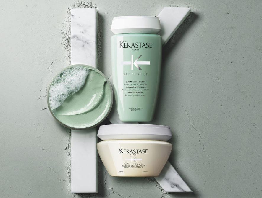 Kérastase Specifique Divalent - новая гамма по уходу за кожей головы и волосами