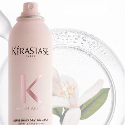 Kérastase Fresh Affair – секретное оружие для укладки волос в любой ситуации